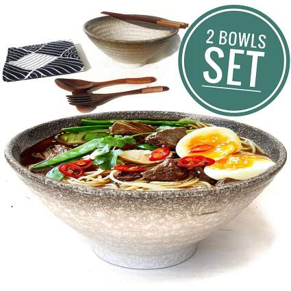 ramen gifts set for two