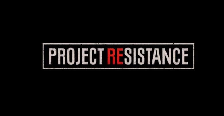 Resident Evil Project Resistance Trailer