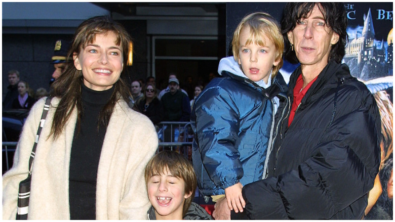 ric ocasek family