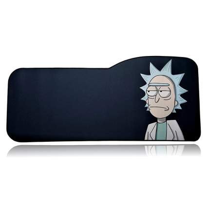 Rick and Morty Gaming Mouse Pad gifts for computer geeks