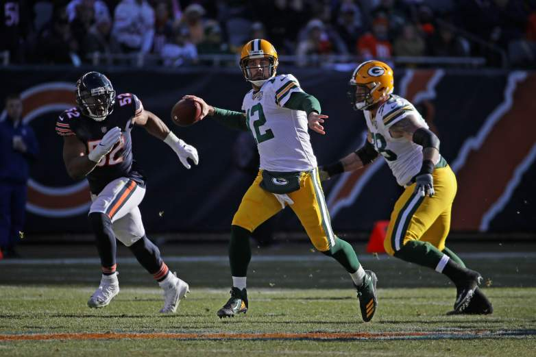 Aaron Rogers and the Packers kick off the NFL season tonight with a matchup with the Chicago Bears.