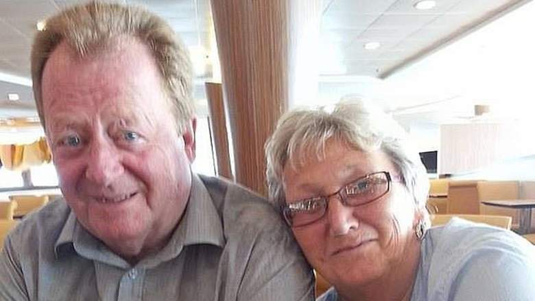 Roger and Sue Clarke