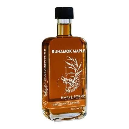 runamok maple ginger maple syrup gifts under 25