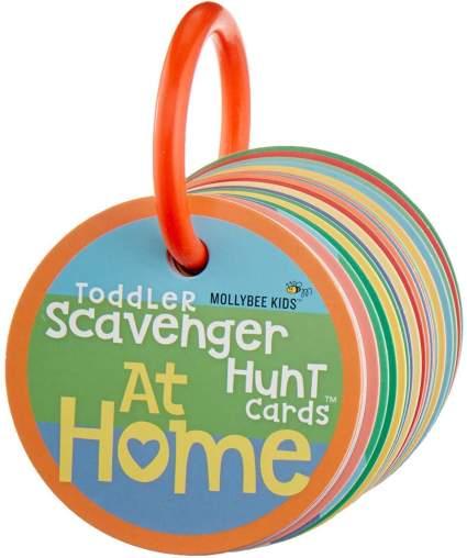 scavenger hunt toddler toy