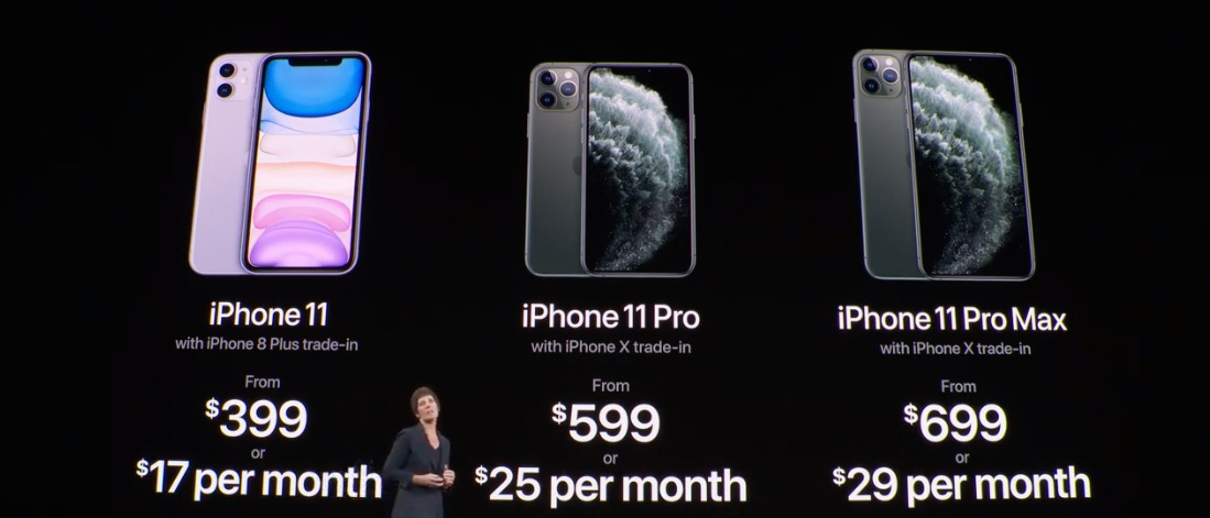 Apple iPhone 11 Price: How Much Does the New iPhone Cost?  Heavy.com