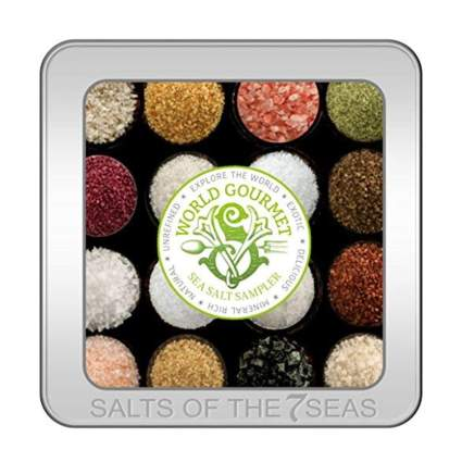 sea salt sampler