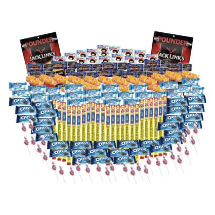 Sereno Snacks 20 Pound College Care Package