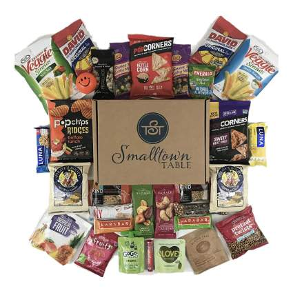 Smalltown Table Gluten Free Snacks Care Package