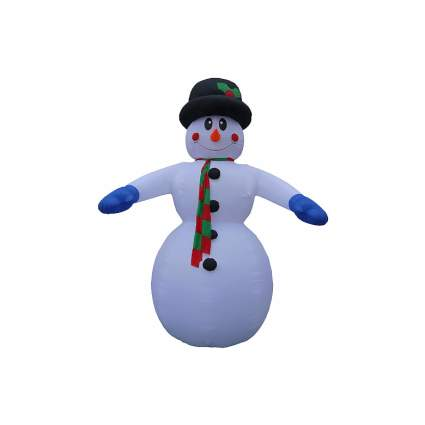 snowman inflatable commercial christmas decorations
