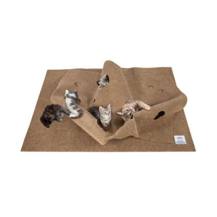 snugglycat ripple rug christmas gifts for cats