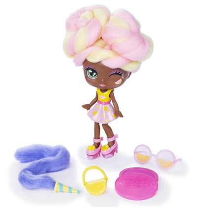 "SpinMaster Candylocks, Deluxe 7"" Lacey Lemonade Scented Sugar"