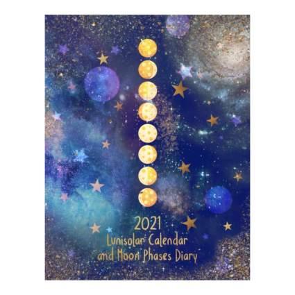 moon calendar gift