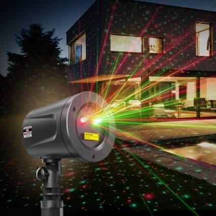 taotronics laser christmas lights