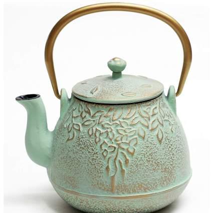 spiritual gift teapot