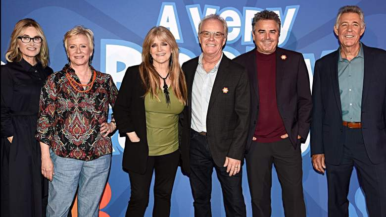The Brady Bunch Cast Reunite For A Very Brady Renovation