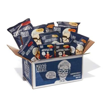 The Matzo Project The Whole Matzo Gift Box