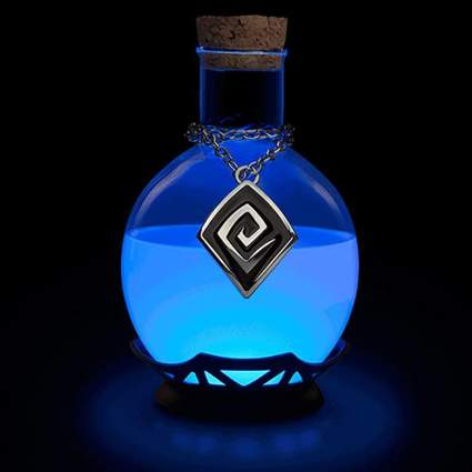 ThinkGeek LED Potion Desk Lamp