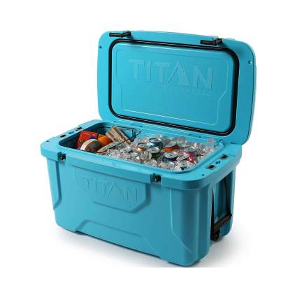 Arctic Zone Titan Deep Freeze 55 Quart Roto Cooler