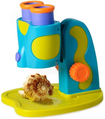 toddler toy microscope