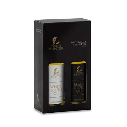 TruffleHunter Black and White Truffle Oil Gift Set