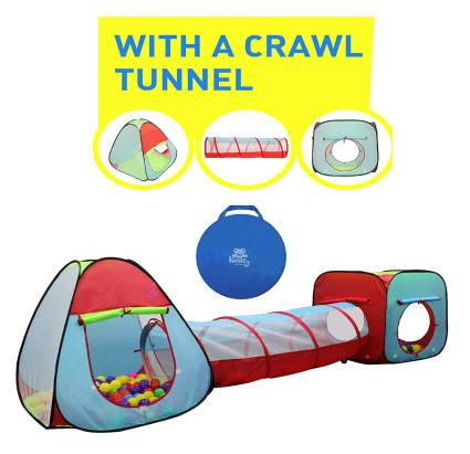 tunnel toddler toy