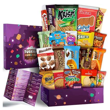 Turkish Munchies Variety Pack Gift Box