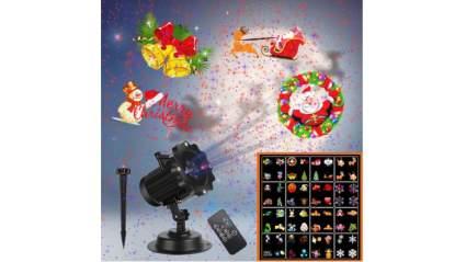 unifun christmas lights