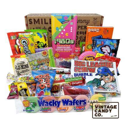 Vintage Candy Co. 1980's Retro Candy Gift Box