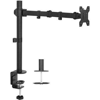 VIVO Single LCD Monitor Desk Mount Stand gifts for computer geeks