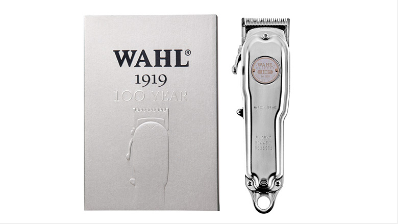 Wahl 100 with silver box