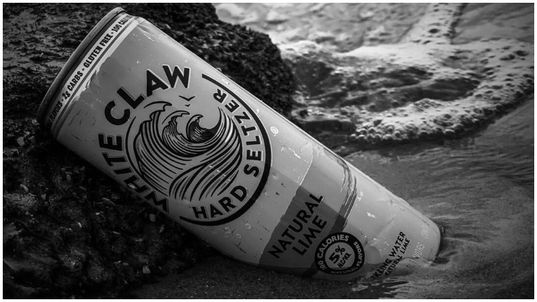 White Claw Nationwide Shortage
