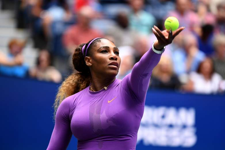 Serena Williams will face No. 18 Qiang Wang tonight in the U.S. Open quarterfinals.