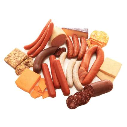 Wisconsin Cheese Mart Cheese and Sausage Club - 9 Months