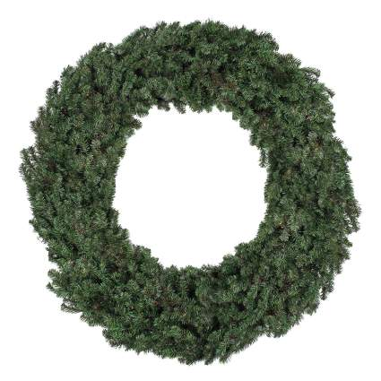 wreath commercial christmas decorations