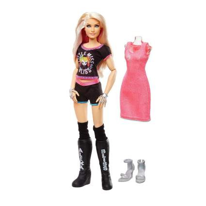 WWE Girls Superstar Alexa Bliss Figure