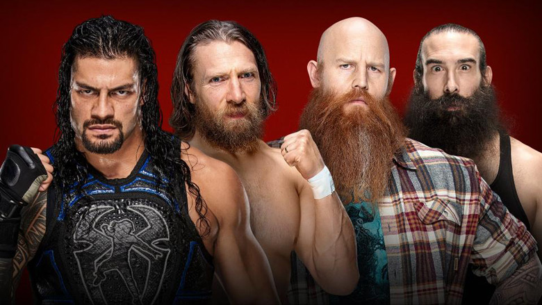 WWE HIAC 2019