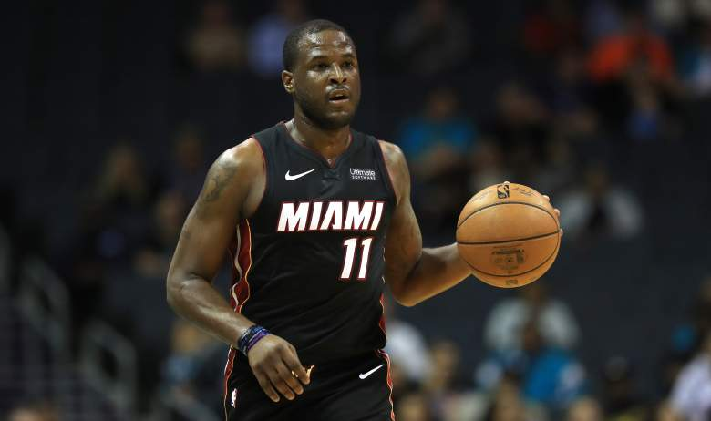 Dion Waiters, Heat