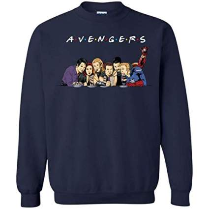 Avengers Friends Sweatshirt