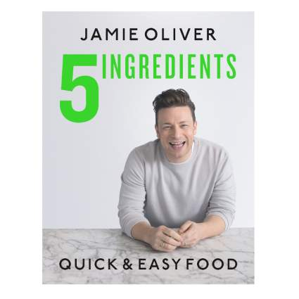 5 ingredients book