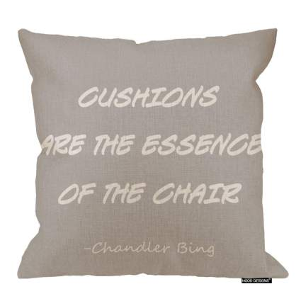 Cushions are The Essence of The Chair