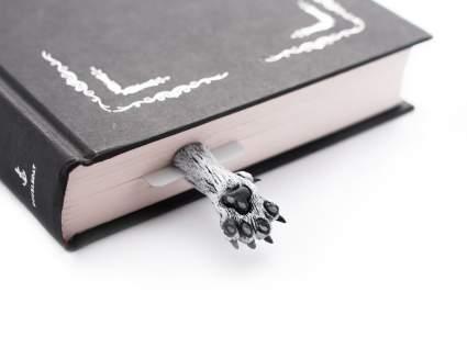 Dire Wolf Bookmark