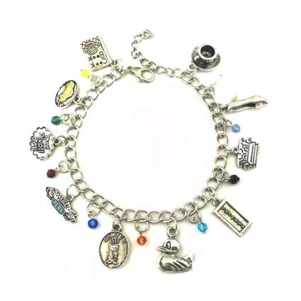 Blingsoul TV Show Charm Bracelet - Friends