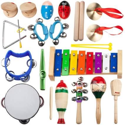 Mini Band Musical Instruments