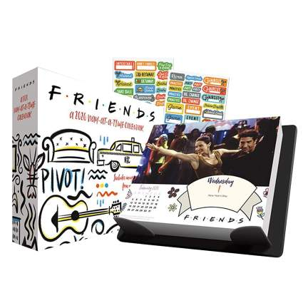 Friends 2020 Calendar, Box Edition Set