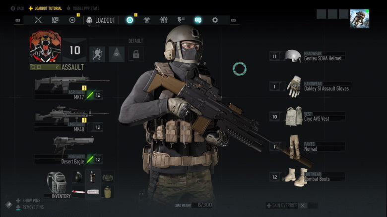 Ghost Recon Breakpoint Gunsmith
