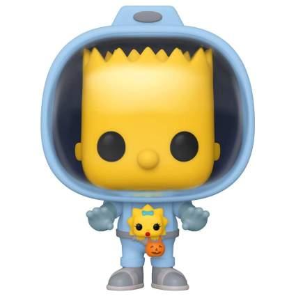 Bart w/Chestburster Maggie Funko Pop