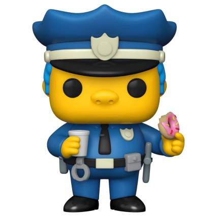 Chief Wiggum Funko Pop