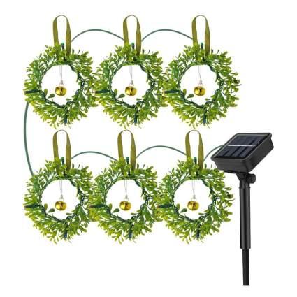 Mini wreath decorations