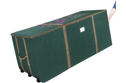 Green extra large tree storage bag