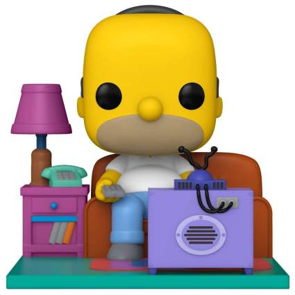 Homer Watching TV Funko Pop